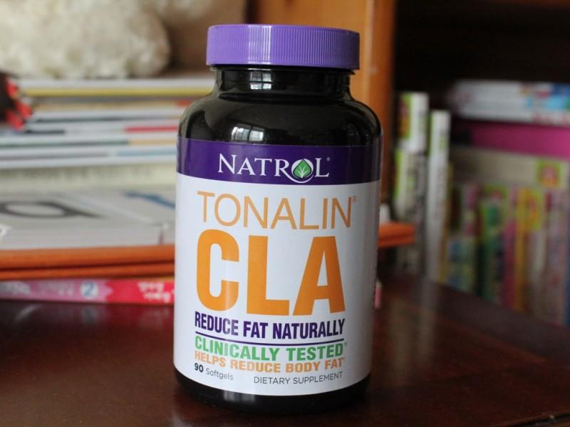 아이허브 나트롤 토날린 CLA 지방대사 촉진제- Natrol, Tonalin CLA with Safflower Oil, 90 Softgels
