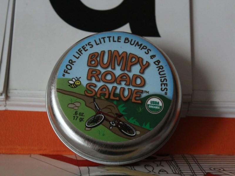 아이허브 범피로드 연고-Sierra Bees, Bumpy Road Salve, .6 oz (17 g)