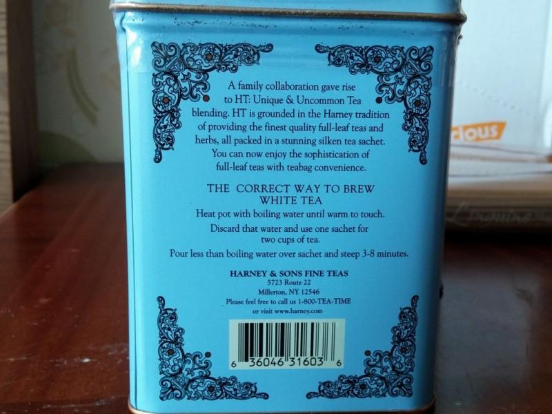 Harney & Sons, Winter White Earl Grey