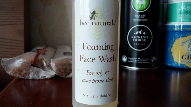 아이허브 폼페이스 워시-Bee Naturals, Foaming Face Wash, 9 fl oz